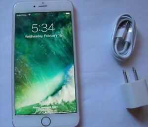 EUC APPLE SMART TOUCH iPHONE 6 PLUS GOLD FACTORY UNLOCKED