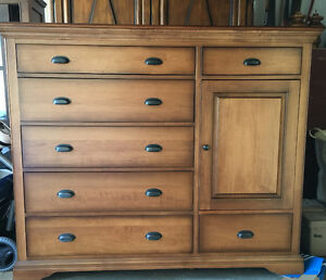 Dresser - Solid Wood