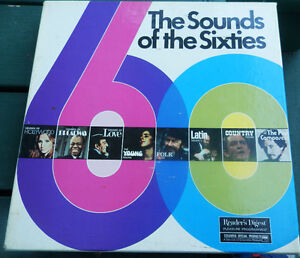 THE SOUNDS OF THE SIXTIES VINYL