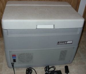 Coleman 32 qt Thermoelectric Cooler (heat/cool)