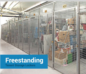 WELDED WIRE MESH INDUSTRIAL PARTITIONS | ALL SHAPES & SIZES Kitchener / Waterloo Kitchener Area image 3