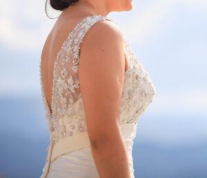 Wedding Dress, Mori Lee Size 8 - 10 St. John's Newfoundland image 4