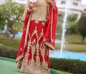 Gorgeous Bridal Lengha for sale