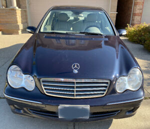 2006 Mercedes-Benz C280 4MATIC - SUNROOF - LEATHER