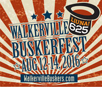 VENDORS WANTED - Walkerville Buskerfest -