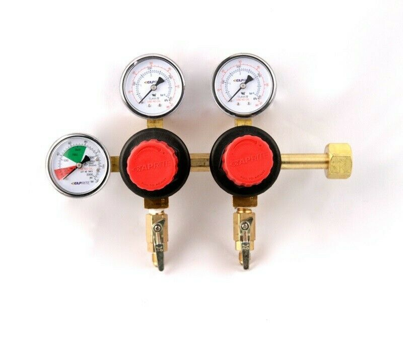 T752HP-2 primary soda regulator, 2p2p
