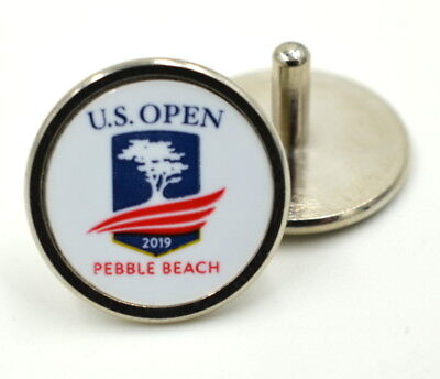 2019 US Open (Pebble Beach) Golf Ball Marker w/stem