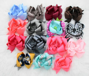 Boutique hairbows