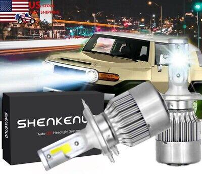 Super Bright LED Headlight Bulb Conversion Kit for Toyota FJ Cruiser 2007-2014