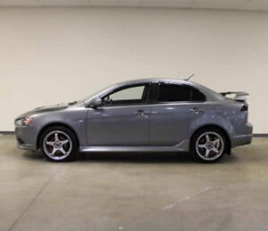 2015 Mitsubishi Ralliart AWD Turbo