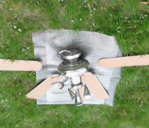 Ventillateur avec éclairage