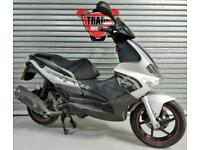 2010 60 GILERA RUNNER 125 ST SCOOTER 4T 8K TRADE SALE PROJECT EASY FIX LEARNER