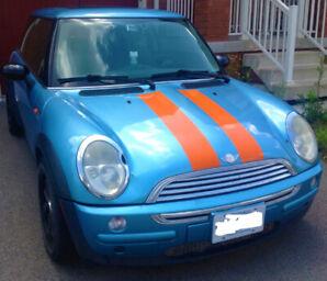 Quick Sale! 2004 Mini Cooper 3-Door Hatchback - (Automatic)