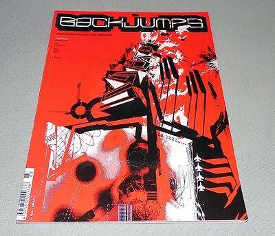 "Graffiti Magazin ""BACKJUMPS"" 03/2001 Urban Streetart Kunst Berlin Montana Belton"
