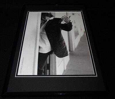 Antonio Banderas 1996 Framed 11x17 Photo Poster Display