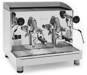 Lelit PL2S Guillietta, Espressomaschine für Bars, 2gruppig, Faema E61 Brühgruppe