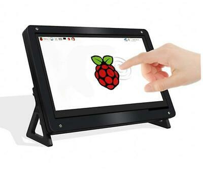 7 Inch 1024x600 Usb Hdmi Lcd Display Monitor Capacitive Touch Screen Case For Ra