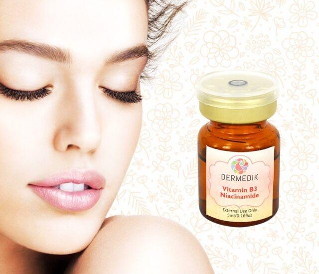 Vitamin B3 Niacinamide Serum Derma Roller Treatment Serum anti-aging 5ml