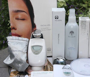 Nu Skin ageLOC Galvanic Spa System II. Facial Package. NEW! AMER