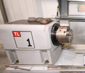 2005 HAAS TL-1 TOOLROOM LATHE *****LOW HOURS*****