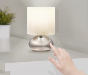 Set of Two Touch Table Lamps