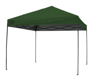 Quik Shade Expedition 100  10' x 10' Instant Canopy, NEW