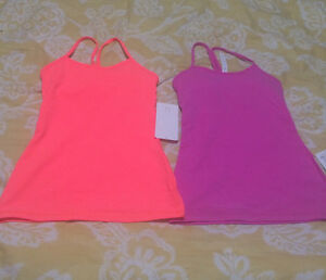 Two new lululemon power ys