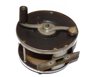 OLD FISHING REELS AND LURES - the older the better!