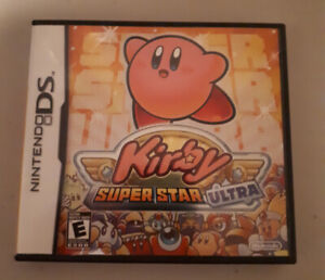 Kirby DS game