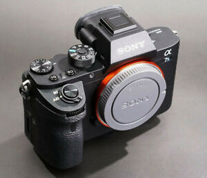 Sony a7sii Camera Body in Perfect Condition
