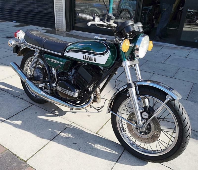 Beautiful Classic Yamaha RD350 1973 In Superb Condition PX Considered | in  Southport, Merseyside | Gumtree