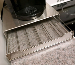 Stainless Steel 36 K Cup Holder Drawer Spryfield  $15