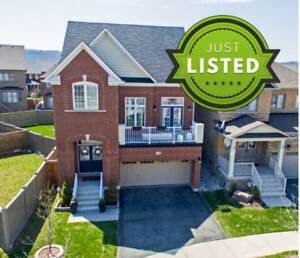 Just Listed! Magnificent Detached on Premium Pie Lot