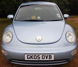 2005 Volkswagen Beetle 1.6 MY RHD LONG MOT 05/18 2 KEYS 5 SERVICE