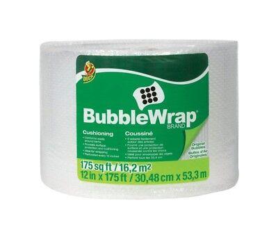 Duck 1053440 Bubble Wrap 12 W X 175 L
