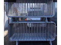 Pedestrian barriers for sale