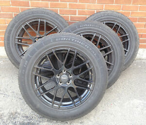 """Continental """"Cross Contact"""" tires for Land Rover or other models"""