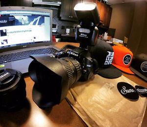 Nikon DSLR Pro Kit