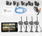 Wireless Security Camera System DVR