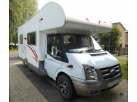Roller Team Auto-Roller 500 4 Berth, End Kitchen with Overcab Motorhome