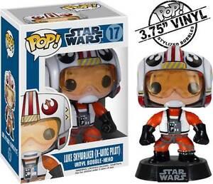 Star-Wars-Luke-Skywalker-X-Wing-Pilot-Pop-Vinyl-Bobble-Figure-NEW-Funko