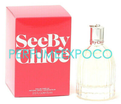 See by Chloe 2.5oz / 75ml EDP Spray Women Perfume **Discontinued**Rare** (BK42