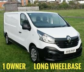 2015 (15) Renault Trafic 1.6dCi Low Roof Van LL29 115 Business