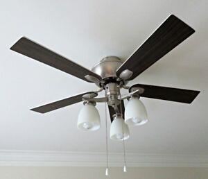 Ceiling Fan...Like New!