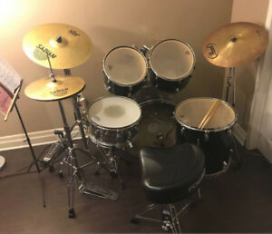 Drum Lessons at my home studio