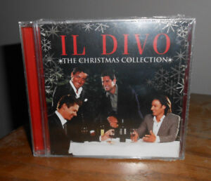 CD - Il Divo * The Christmas Collection *