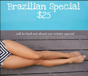 Waxing Hair Removal Services- $25 Brazilian Special!! Cambridge Kitchener Area image 2