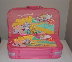 Care Bears Vintage Suitcase (two)