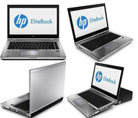 HP Elitebook 8470p  Intel Core i5 3320M (3ieme generation)