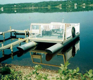 Wanted, Seats and console for pontoon boat